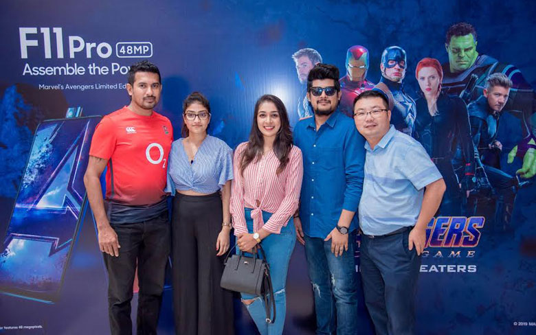 F11 Pro Marvel's Avengers Limited Edition தொலைபேசி அறிமுகம்-OPPO F11 Pro Marvel's Avengers Limited Edition