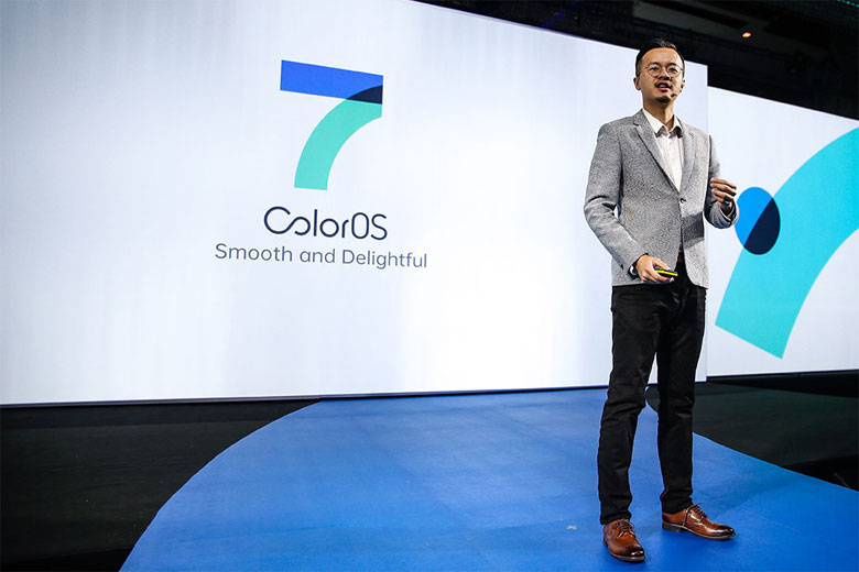 OPPO ColorOS 7 முதன்முறை சீனாவிற்கு வெளியே வெளியீடு-OPPO Holds Launch for All-New ColorOS 7 Outside of China for the First Time