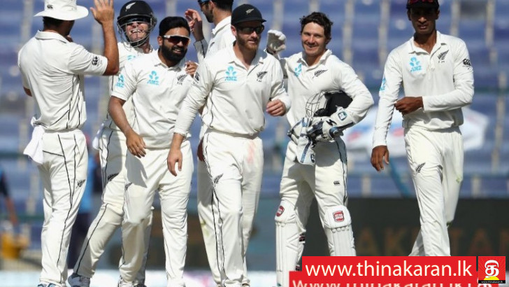 3rd Test: PAKvNZ; தொடரைக் கைப்பற்றியது நியூசிலாந்து-3rd Test: PAKvNZ; NZ Won the Series
