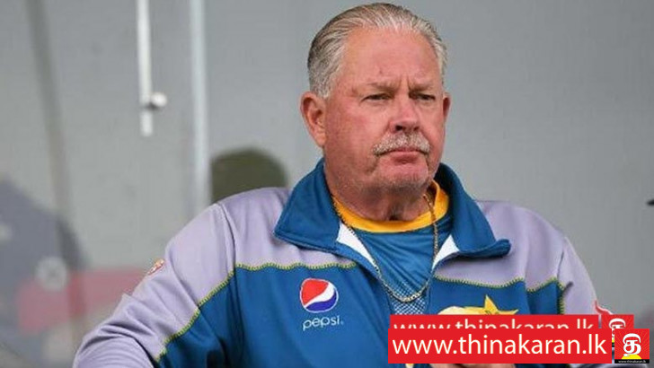 களத்தடுப்பு பயிற்றுவிப்பாளராக ஸ்டீவ் ரிக்ஸன்-Steve Rixon Appointed as Fielding Coach of SL